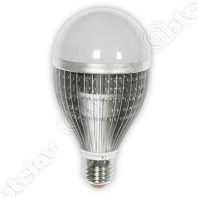 LAMPADINA LED SFERA LUCE CALDA 80X145 MM 12W E27
