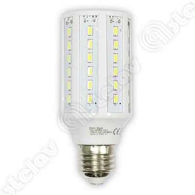 LAMPADINA LED PANNOCCHIA LUCE FREDDA 10W E27 55304832
